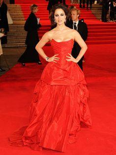 'Skyfall' London Premiere: Berenice Marlohe    Stunning