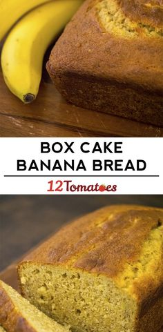 The Easiest Banana Bread Ever