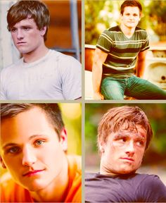 Rumor: Isaac King will be Peeta's brother in Catching Fire. It's rather disturbing how much they look alike!