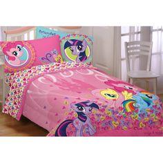 My Little Pony Heart to Heart Twin Comforter