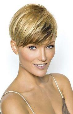 Pleasant Short Hairstyles Hairstyles For Short Hair And Coiffures On Pinterest Short Hairstyles For Black Women Fulllsitofus