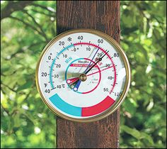 Min-Max Thermometer - Gardening