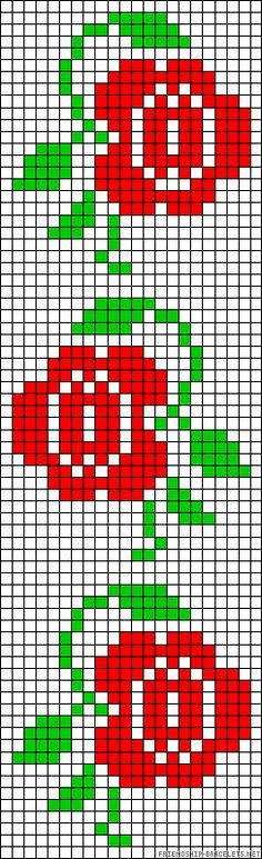 This Pin was discovered by HUZ Cross Stitch Bookmarks, Cross Stitch Borders, Cross Stitch Flowers, Cross Stitch Charts, Cross Stitch Designs, Cross Stitching, Cross Stitch Embroidery, Cross Stitch Patterns, Bead Loom Patterns