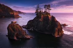 Sunset along the Samuel Boardman State Park in the southern Oregon Coast. Silent Witness by Howard Snyder