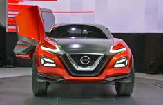 2018 Nissan Juke overview