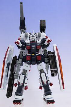 くらくらプラモ's FULL REVIEW: HG 1/144 FA-78 FULL ARMOR GUNDAM Gundam Thunderbolt Ver. Many Big Size Images, Info http://www.gunjap.net/site/?p=298833