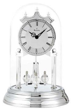 Bulova B8819 Tristan II Anniversary Clock