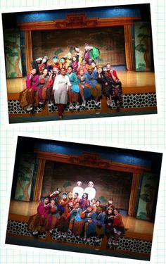 극단 서울(Theater Seoul) 월드투어 :: 2014 두바이  2) 공연