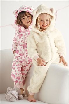 Buy Cream Bunny All-In-One (12mths-6yrs) from the Next UK online shop