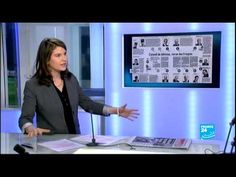 Live from the newsroom, FRANCE24 journalist provides an exhaustive overview of world's newspaper headlines.    All shows:   http://www.france24.com/en/list/emission/18006    FRANCE 24 INTERNATIONAL NEWS 24/7  http://www.france24.com