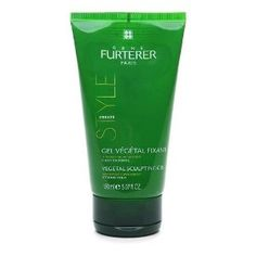 Rene Furterer Vegetal Sculpting Gel 5.07 fl oz. by Rene Furterer. Save 6 Off!. $21.66. Ideal for all hair types. Contains no sulfates. lemon, grapefruit, lily of the valley scent. Rene Furterer Vegetal Sculpting Gel sets and sculpts your style, giving you lasting hold and definition. Cakile extract and vitamin B5 keep your strands hydrated as UV filters combat sun-induced damage. A revitalizing scent of lemon, grapefruit and lily of the valley is left lingering in your locks.