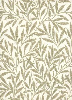 Tapeten von William Morris / Tapeten Morris & Co. - 5qm Tapeten Köln