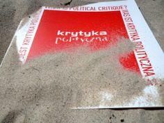 Krytyka na piachu