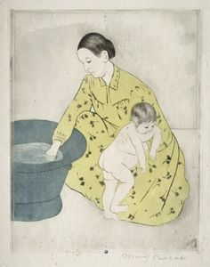 Find the latest shows, biography, and artworks for sale by Mary Cassatt. Mary Cassatt is widely acclaimed for her intimate scenes of mothers and children, su… Mary Cassatt, Kunst Online, 3d Figures, Mother And Child, Mother Mary, Oeuvre D'art, American Artists, Art History, Printmaking