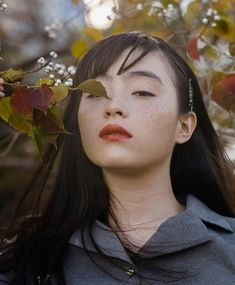 𝓐𝓷𝓸𝓾𝓼𝓱𝓴𝓪❀ Pretty People, Beautiful People, Season Of The Witch, Aesthetic Gif, Foto Pose, Girl Face, Character Inspiration, Asian Beauty, Cute Girls