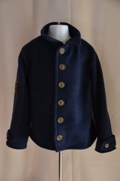 Comfy boys fleece jacket and stylish too 4T by KnotandSew on Etsy, $26.00