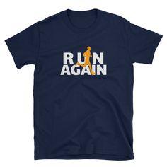 Run Again Unisex t-shirt sport Sport T Shirt, Unisex, Running, Sports, Sleeves, Mens Tops, Products, Fashion, Hs Sports