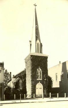 Trinity Episcopal Church - 1945-1965 - Danville, KY