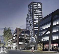 Quartier M / J. Mayer H. Architects