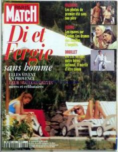 Duchesse Sarah Ferguson et Lady Diana