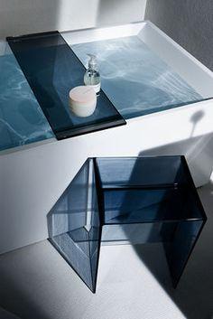 Max-Beam Beistelltisch / Hocker - 33 x 27 cm