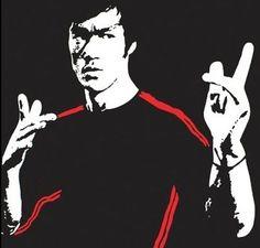 Bruce Lee #Brucelee.