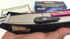 NeoLev Back to the Future II Ltd. Ed. Levitating Hoverboard Unboxing & R...