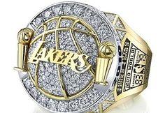 Los Angeles Lakers NBA Basketball Championship Ring for Sale Click Bio to Buy… Lakers Championship Rings, Lakers Championships, I Love Basketball, Nba Basketball, Basketball Jewelry, Los Angeles Lakers, Kobe Bryant Lebron James, Nba Rings, Ringa Linga