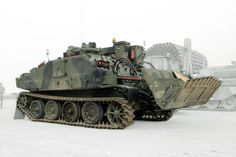 The FV180 Combat Engineer Tractor or C.E.T. is an amphibious specialist armoured vehicle of the British Army and has been in general service since 1976.