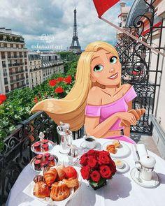 Favorite: the magnificent illustrations by Dariart Art - Dessin princesse - Disney Princess Fashion, Disney Princess Drawings, Disney Princess Art, Disney Princess Pictures, Disney Drawings, Heros Disney, Disney Movies, Disney Pixar, Disney Girls