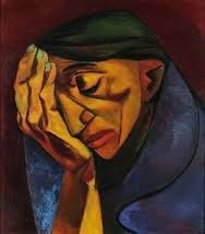 View Mourning woman by Eduardo Kingman on artnet. Browse upcoming and past auction lots by Eduardo Kingman. Abstract Faces, Abstract Portrait, Eduardo Kingman, Art And Illustration, Modern Art, Contemporary Art, Art Visage, Figurative Kunst, A Level Art