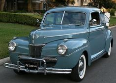 Ford : Other SUPER DELUXE HOT ROD - 32K MILES SO COOL - FIFTIES OLD SCHOOL HOTROD - 1941 Ford Super Deluxe - 32K MI - http://www.legendaryfind.com/carsforsale/ford-other-super-deluxe-hot-rod-32k-miles-so-cool-fifties-old-school-hotrod-1941-ford-super-deluxe-32k-mi/