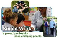 Social Worker-Education: Bachelor's degree, Master's degree; Income: 19.56/hr. $40,680 annually; Therapy and Counseling, Psychology, English Language, Sociology, Customer and Personal Service, Law and Government Living Conditions: You can live anywhere with people for this job and mainly in the city where is it needed Advancements: With this job you get better social skills which are needed in any job- Best college choice University of Michigan; Ann Abor