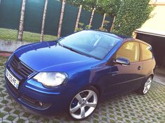 Polo 9n3 Cars And Motorcycles, Volkswagen, Polo, Vehicles, Bass, Autos, Polo Shirt, Tee Shirt, Vehicle