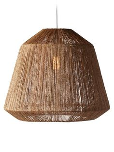 Brooklyn Hanging Pendant by Sparrow Lake at Gilt