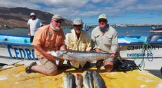 #BajaCalifornia has many great spots for fishing. Remember that you need a permit to practice this sport. #Fishing #Baja #BC #Adventure #BajaHealth #Health #Care #Travel For more information about permits and other travel tips visit: bit.ly/BCHealth-TravelTips  Adventure by: Cedros Outdoor Adventuress