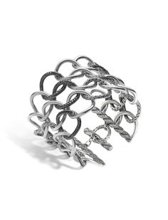 Classic Chain Round Link Extra Wide 57mm Bracelet #MothersDay #JohnHardy