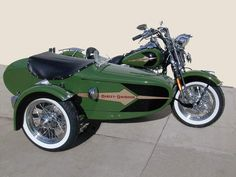 Motorcycles Denver: Sidecars for motorcycles