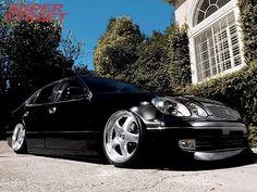 Lexus GS...