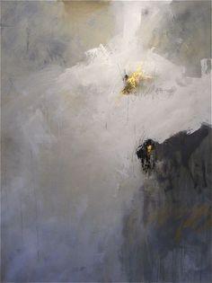"""Charles Ross   """"Gossamer Wings"""", 48 x 36"""", mm/c"""