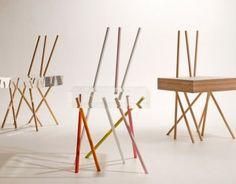 Emmanuelle Moureaux Chairs