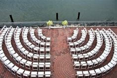 Awesome seating arrangement for wedding ceremonies!!