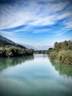 River Drau in Austria Online Photo Gallery, Vacation Pictures, Small World, Slovenia, Oh The Places You'll Go, Trips, Photo Galleries, Italy, Bike