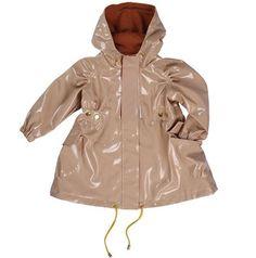 Pale Cloud raincoat.....deal of the day on www.brebi.it