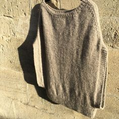 A maddy laine knitting pattern that combines easy-to-knit comfort and stylish shaping to create a sweater vest that will flatter you and anything in your wardrobe. The back and front are knit alike. Side and neck bands are added to the garment after the sections are completed. Decorative loop decrease on the raglan shoulder adds a smart finishing touch. The pattern, written in both US and metric measurements, includes a schematic drawing and assembly diagrams. Alternate Yarn…
