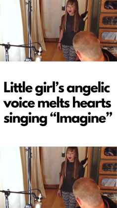 """Sing Heart-Melting Version Of """"Imagine"""" Connie Talbot, Red Lipstick Shades, Lace Dream Catchers, Laughing Therapy, Beautiful Nature Wallpaper, Heart Melting, Weird World, Funny Pins, Hair Lengths"""