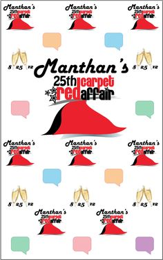 Manthan's 25th Red Carpet Affair