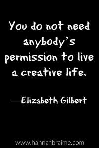 13 Inspiring Quotes About Creativity from Big Magic by Elizabeth Gilbert - 13 I. - 13 Inspiring Quotes About Creativity from Big Magic by Elizabeth Gilbert – 13 Inspiring Quotes A - The Words, Elizabeth Gilbert, Zauber Quotes, Favorite Quotes, Best Quotes, Awesome Quotes, Favorite Things, Inspirational Message, Inspirational Quotes