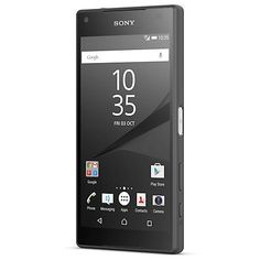 "Awesome Sony Xperia 2017:Buy Sony Xperia Z5 Compact Smartphone, Android, 4.6"", 4G LTE, SIM Free, 32GB, Graphite 