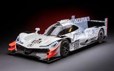 Indir duvar kağıdı Acura ARX-05 DPi, 4k, 2018 arabalar, yarış arabaları, süper, İMSA, Acura